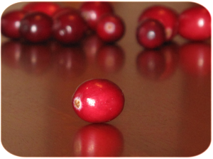 cranberries round, Health Benefits